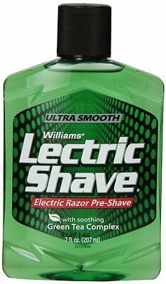 Williams Lectric Pre-Shave Original 7oz