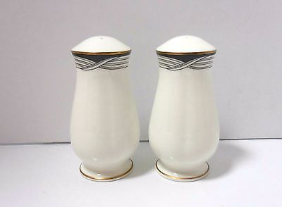 Lenox China ERICA Salt and Pepper Shakers