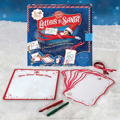 The Elf on the Shelf® Letters to Santa - Santa's Store