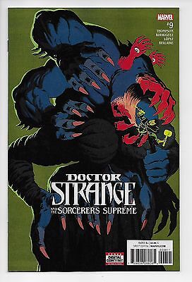 Doctor Strange and the Sorcerers Supreme #9 (Marvel, 2017) - New/Unread (NM)
