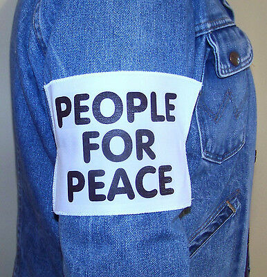 People For Peace Armband - John Lennon - One To One Concert