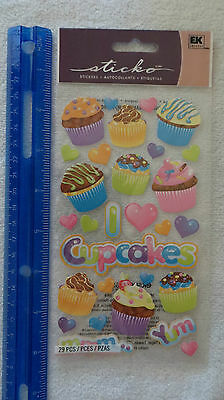 Sticko PARTY GOODIES - Pack With 29 Sticker Pieces