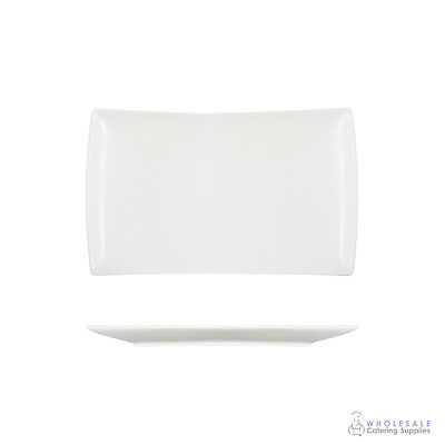 Plate 15x26cm Rectangle Maxwell & Williams White Bistro East Meets West