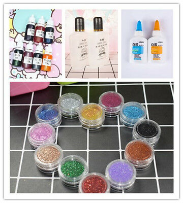 DIY Make Your Own Slime Kit Kids Gloop Sensory Play Science Party Games Toy New