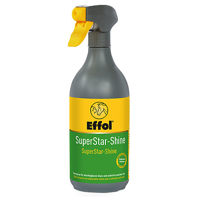 Effol Superstar Shine 750ml Shine Spray SuperStar-Shine for Horses