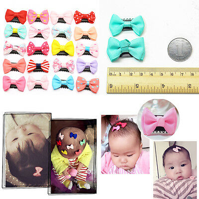 Wholesale 10pcs Mixed Butterfly Baby Kid Girls Hair Pins Clips Hair Accessories