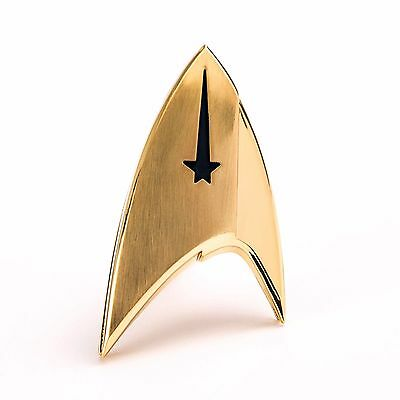 Discovery Command Uniform Abzeichen Badge Pin - Star Trek
