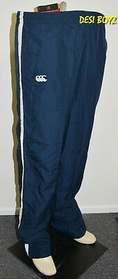 BNWT - Canterbury Kids Arena Pants Youths Track Pants Navy - Size: 16 Years