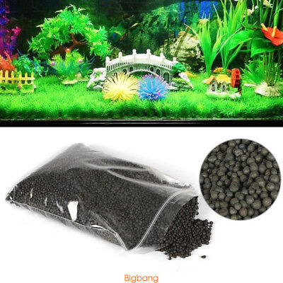 Aquarium Sand Soil Plant Nutrient Soil Grass Aquatic Sand Tank Decoration 1 Bag