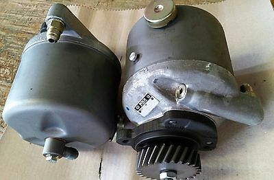Ford Tractor Power Steering Pump 4600, 4610, 4610SU, 5600, 6600