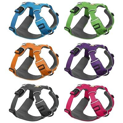 Ruffwear Front Range Dog Puppy Harness Strong Reflective Comfortable Free UK P&P