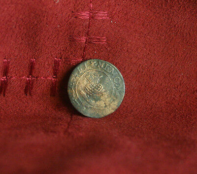 1632 - 1639 Scotland 2 Pence Copper World Coin Great Britain UK Sterling Coinage