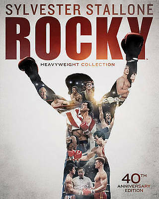 Rocky: Heavyweight Collection (Rocky / Rocky II / Rocky III / Rocky IV / Rocky V