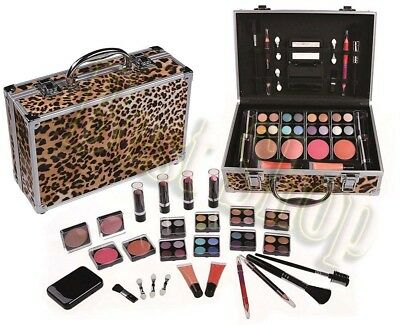 Shany Shine Beauty Professional Makeup Kit-All in One Set w/ Case Eye Shadow