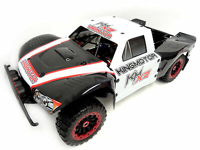 1/5 King Motor X2 Deluxe 4WD RTR 34cc SC Truck LOSI 5IVE T Rovan LT Compatible