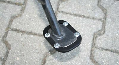 Estensione cavalletto laterale extension sidestand NERO BMW R 1100 R 1150 R 850