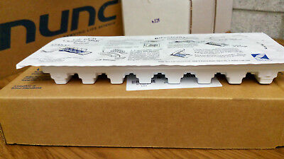 Lab-Tek II Chamber Slide System,w/Cover, 8 well,PN 154534, by 1 box of 16 slides