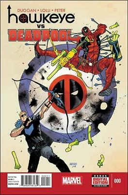 Hawkeye Vs Deadpool (2014)   #0 to 4 Complete  NM- to NM/M