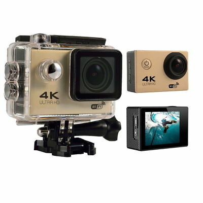 GO pro Sports Camera Diving Ultra 4k Waterproof Wireless Cycle Action + SD Card