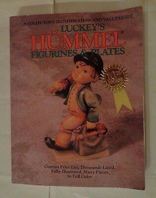Luckey's Hummel Figurines & Plates Tenth Edition A Collector Identification Book