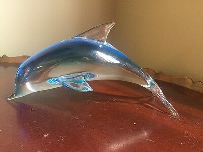 fifth Avenue Crystal Dolphin