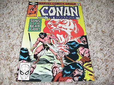 """Conan the Barbarian #109 (Marvel, 1980) – """"Sons of the Bear God!"""" – NM-"""