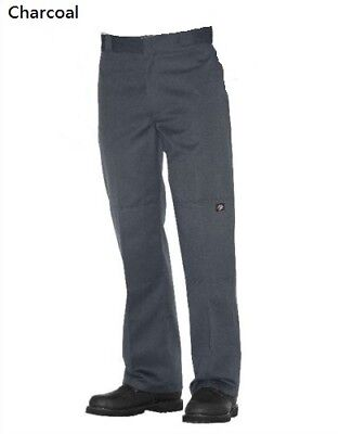 MENS Dickies Loose Fit Double knee Work Pants #85283 Sizes(28-42), 5 Colors NWT