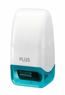 Plus Guard Your ID Mini Roller Stamp, White