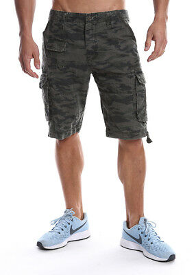 Sale New Mens Cargo Shorts Casual Military Combat Army Outdoor Pants size 32-38