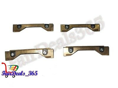 Engine Cylinder Hone Hall Toledo Type  45 To 65 Mm Spare Brass Carrier Set