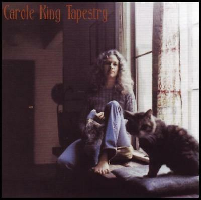 CAROLE KING - TAPESTRY D/Remaster CD ~ IT'S TOO LATE~I FEEL THE EARTH ++ *NEW*