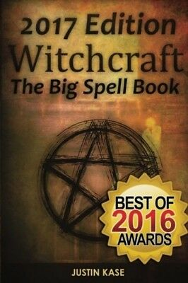 Witchcraft: The Big Spell Book: The Ultimate Guide to witchcraft Spells Ritual