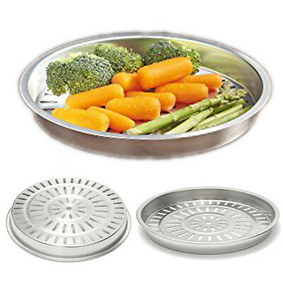 Replacement Air Fryer Roast Fry Chips BBQ Baking Tray Oven Mesh Pan Dish Rack