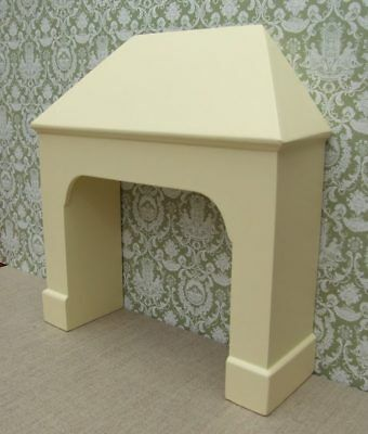 1:12 Dolls House Extra large stove surround