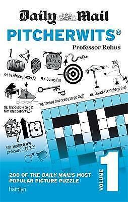 Daily Mail Pitcherwits - Volume 1 (The Daily Mail Puzzle Books) by Daily Mail, R