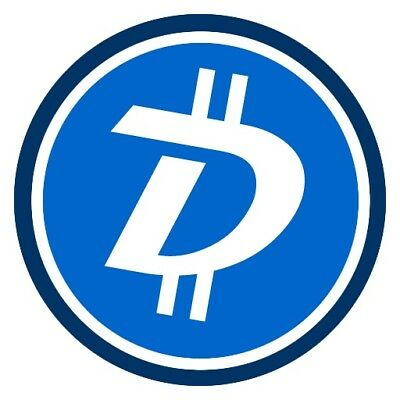 100 DigiByte Coin (DGB Coins) Straight to Wallet + BONUS