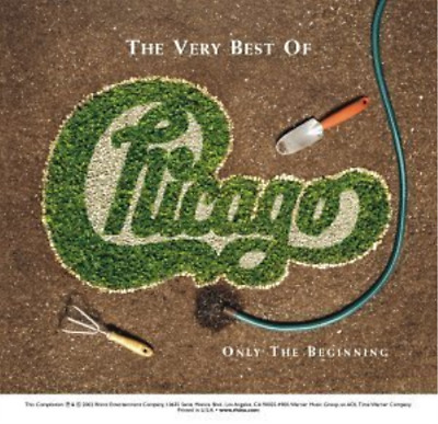 Chicago-Very Best Of:only The Beginning  Cd New
