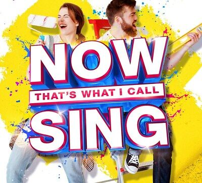 Now That's What I Call Sing - Various Artists (Album) [CD]