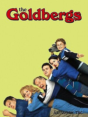 The Goldbergs: The Complete Third and Fourth Seasons (Box Set with Digital Dow