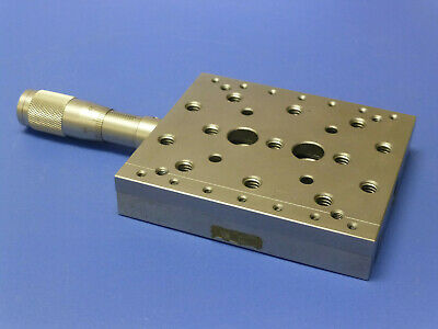 Newport UMR8.25 Precision Linear Translation Stage with BM17.25 Micrometer