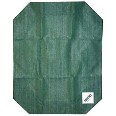 Coolaroo Elevated Pet Bed Replacement Cover Large Brunswick Green