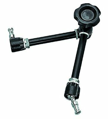 Manfrotto 244N Variable Friction Magic Arm without Camera Bracket (Black)