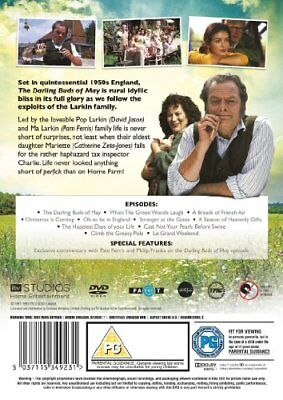 The Darling Buds of May  Complete Collection 20th anniversary [DVD]