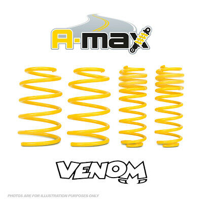 Amax 40mm Lowering Springs Vauxhall Corsa D 1.0/1.2/1.4 (D) (06-14)