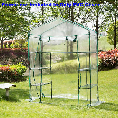 Portable Walk  In Greenhouse Outdoor Plant Flower Gardening Green House Durable