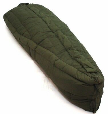 Sleeping bag Extreme cold weather US Army Down Feather Good NSN 8465-01-033-8057