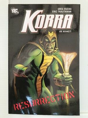 KOBRA - Resurrection - DC Comics TPB Graphic Novel