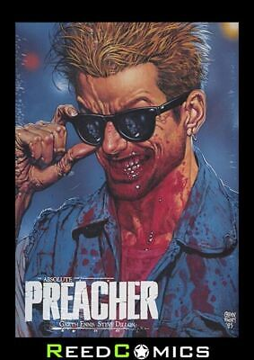 ABSOLUTE PREACHER VOLUME 1 HARDCOVER New Hardback (736 Pages) Collects #1-26