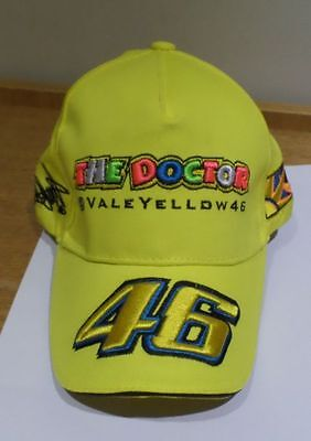 Valentino Rossi The Doctor #46 Hat