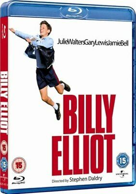 Billy Elliot [Blu-ray] [Region Free] [DVD][Region 2]